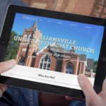 We helped a local church take their sermons online with a new website!